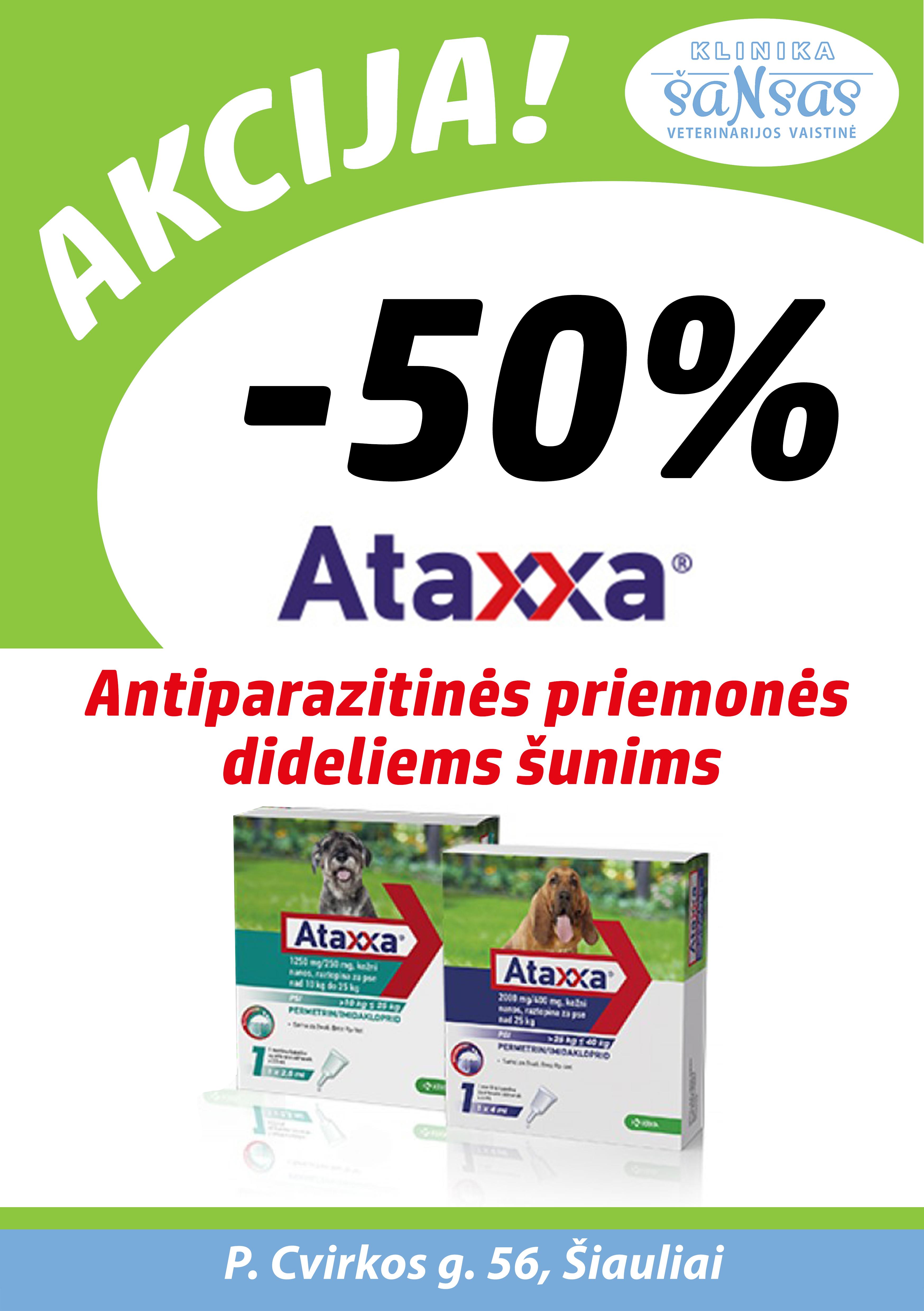 ATAXXA akcija KOVO men